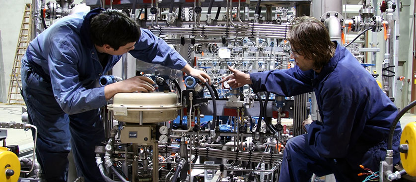 Advantages of the Industrial, Mechanical and Manufacturing Sector